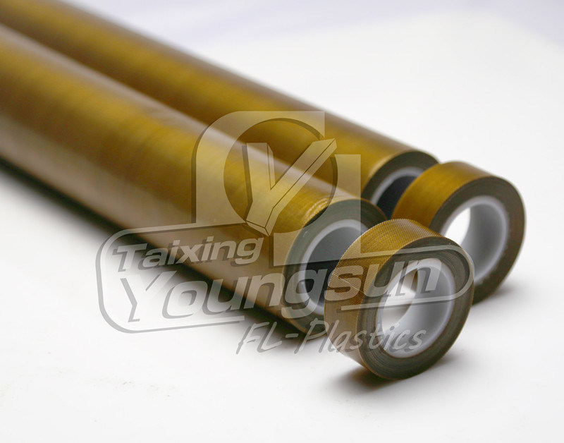 PTFE (Teflon) Coated Fiberglass Fabrics PTFE Tape