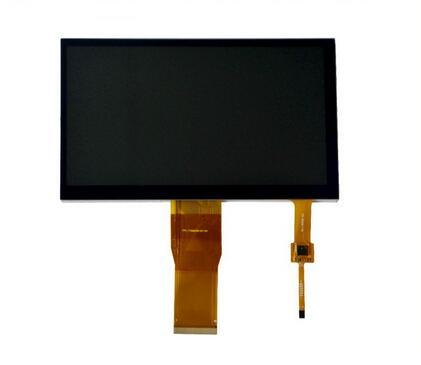 Multi Touch FT5316 Chip 7 Inch TFT Display with Touch Screen 800X480 Dots