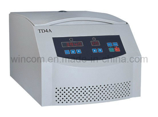 Laboratory Low Speed Centrifuge with Different Rotor (TD4A)