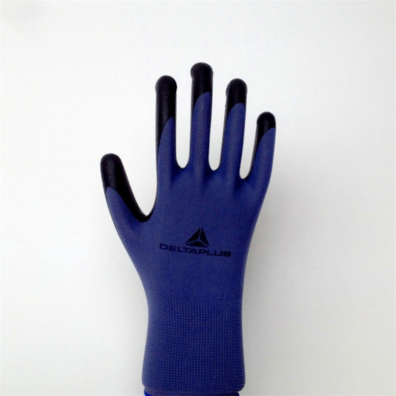 Nylon Gloves with Water Based PU Coating