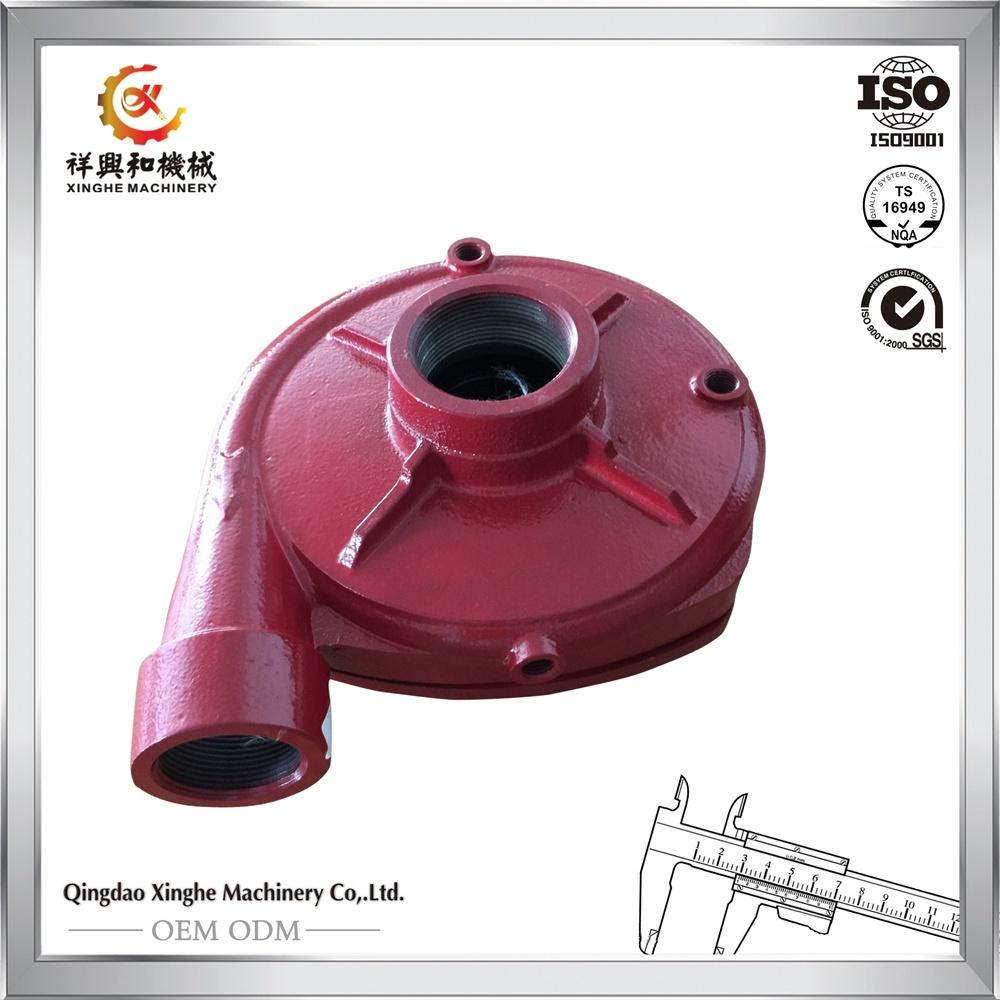 Ductile Iron Casting Auto Body Parts Supplier Pump Casing