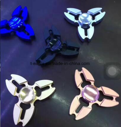 2017 Hot Selling EDC Fidget Toy Spinner Hand Spinner