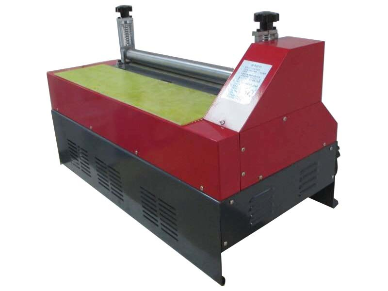 SGS Approved 600mm Hot Melt Gluing Machine Laminating Machine
