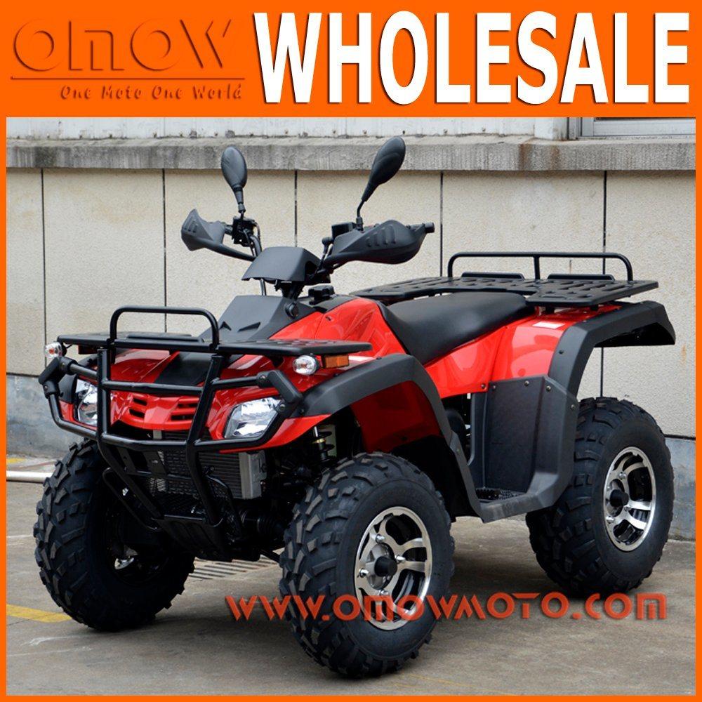 Cheap EPA 300cc 4X4 4 Wheeler ATV for Adults