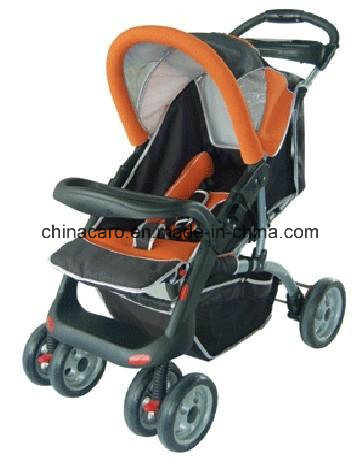 European Standard High Quality Baby Stroller with Car Seat (CA-BB237)