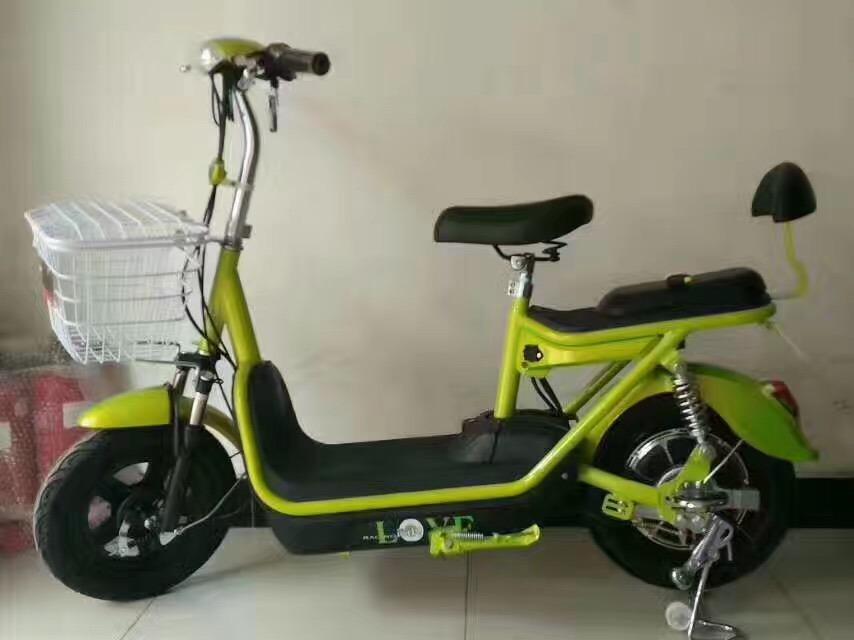 Simple 48V 20A 350W Electric Bike