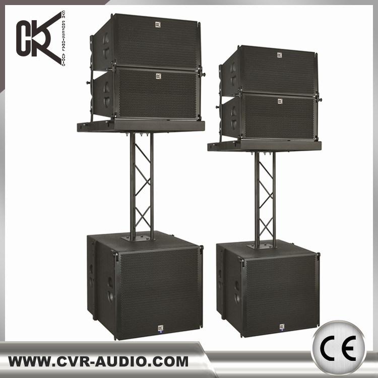 Party Speakers Active Speakers 500watt Powered Subwoofer Line Array