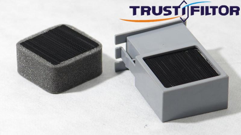 Honeycomb Ozone Filter for Copy Machine Laser Printer