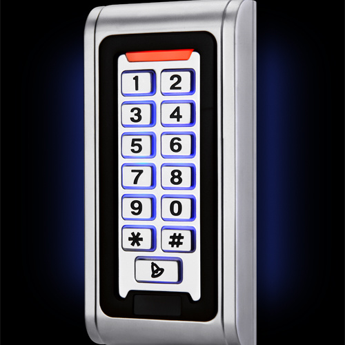 Waterproof Metal RFID Access Control System for Home/ Office/Apartment