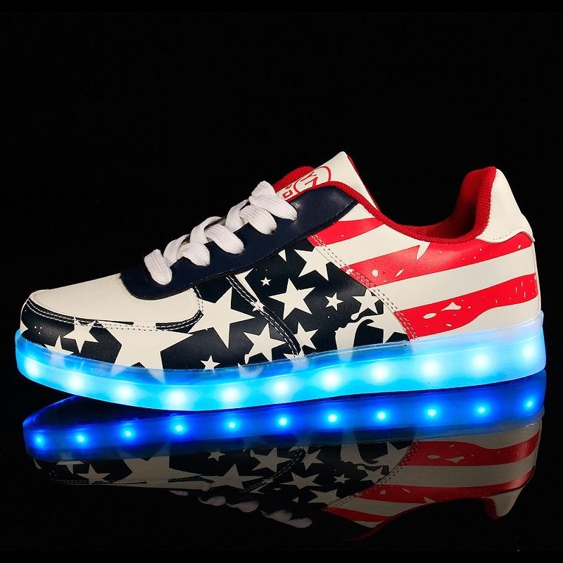 High Quality LED Light Shoes, LED Shoe Light