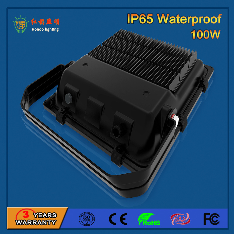 SMD3030 100W Outdoor LED Floodlight for Dock