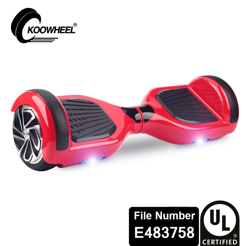 Ce SAA UL Listed China Top Supplier Electric Hoverboard with Bluetooth