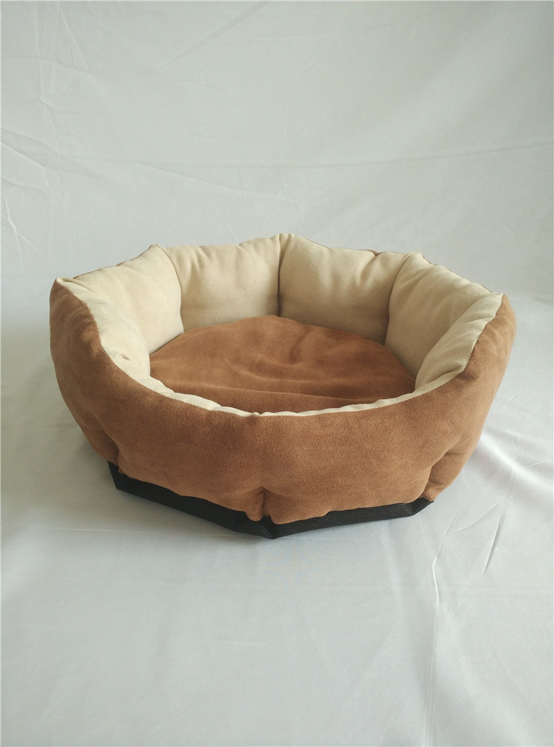 Pet Bed Suede Fabric Pet Products Luxury Dog Sofa Beds