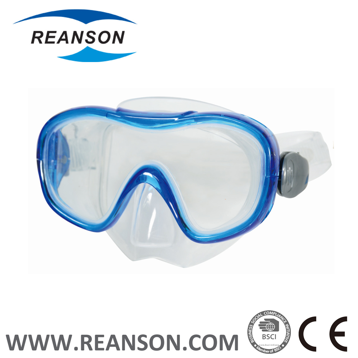 Custom New Silicone Diving Mask for Children