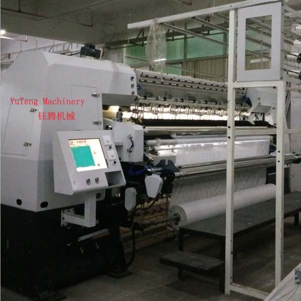 Automatic Multi-Needle Chain Stitch Quilting Machine Ytnc96-3-6