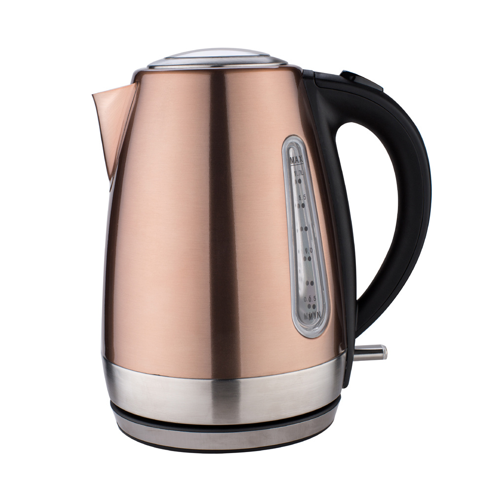2000W Stainless Steel Electric Kettle Home Appliances with Factory Price