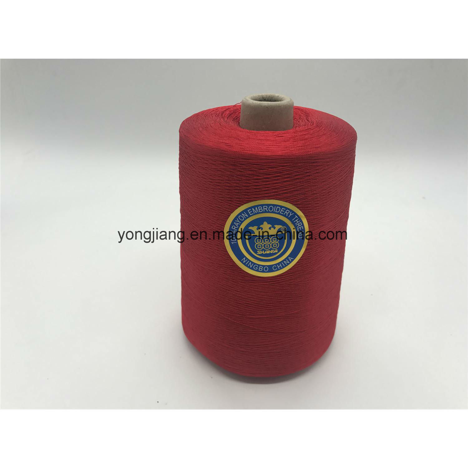 100% Viscose Embroidery Thread 120d/2 1kg