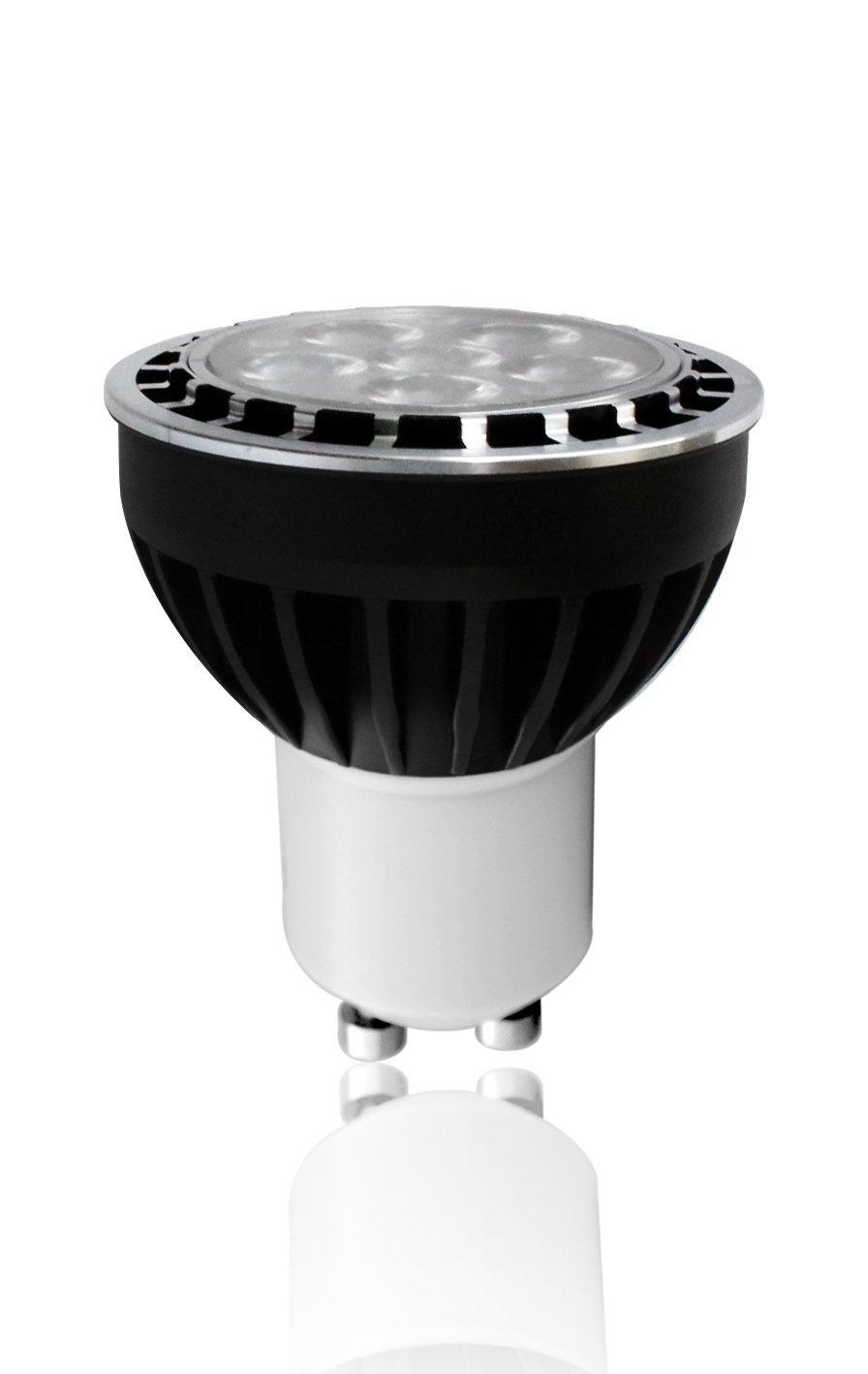GU10 LED Lamps for Indoor Application