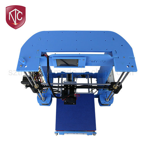 Tnice New Model 3D Printer with Color Touch Screen