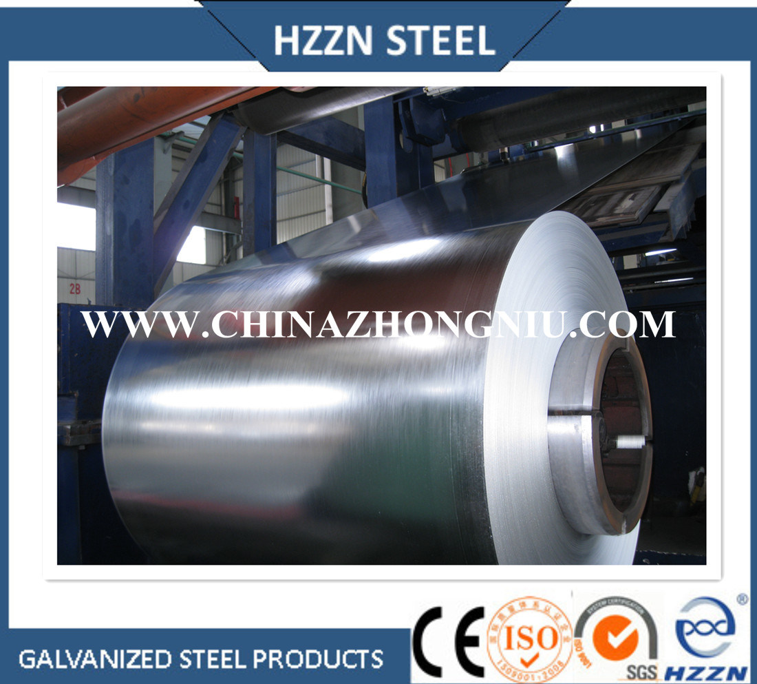 Gi Steel Coil From Baosteel Huangshi Factory