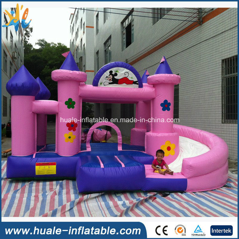 Kids Products Children Game Inflatable Bouncer & Castle Maze