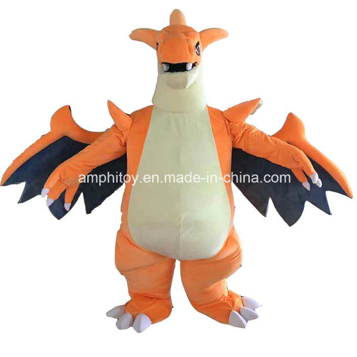 Customized Costume Cartoon Mascot Plush Costume for Wear