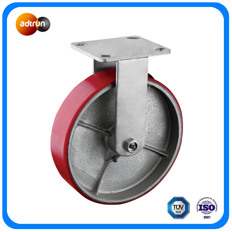 Heavy Duty 8 Inch Needle Bearing Casters