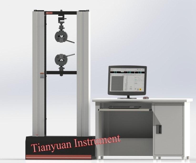 Ty8000 Electronic Universal Testing Machine 10kn-50kn (stepper motor)