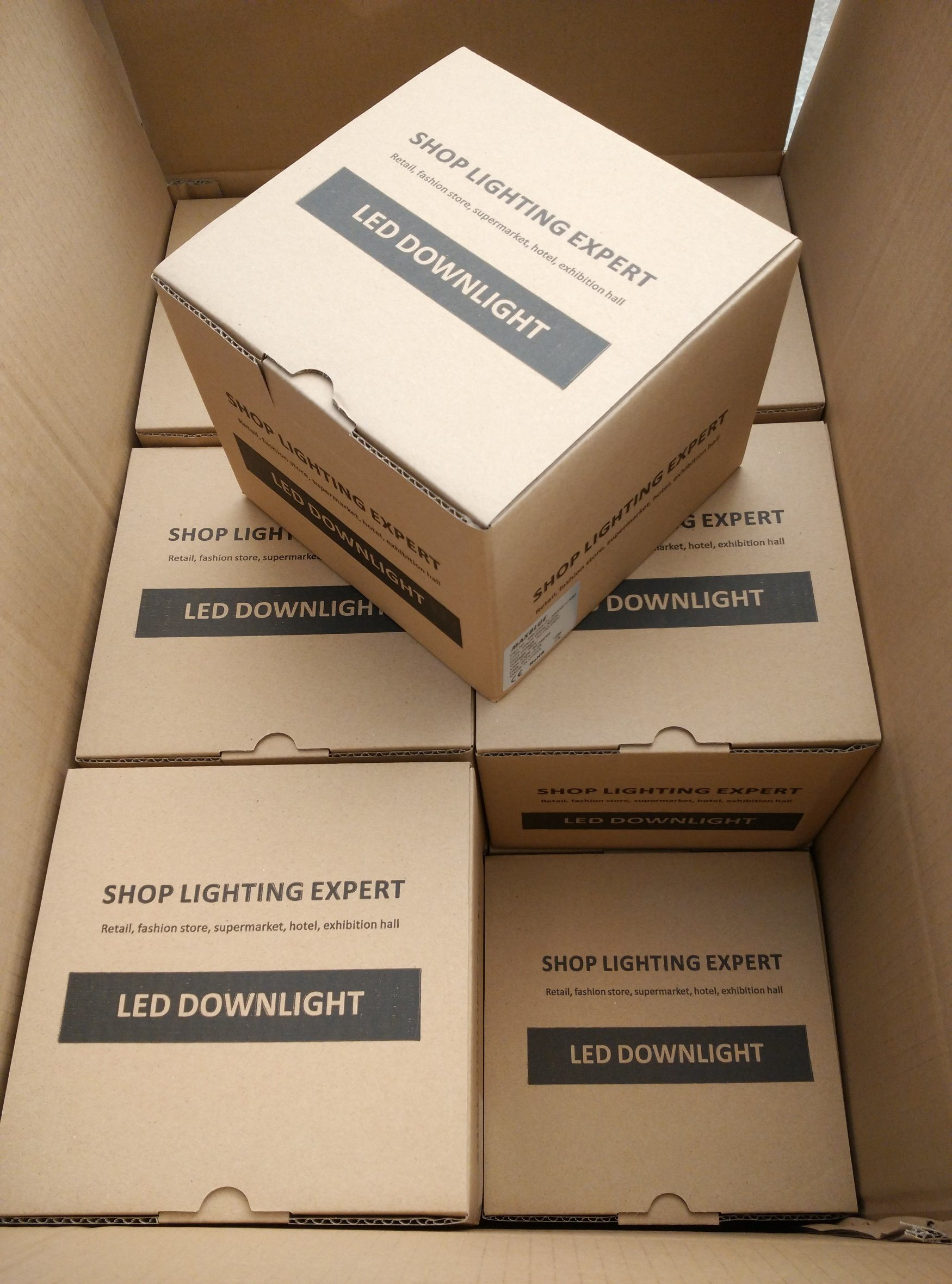 30W CREE LED Ceiling Light LED Downlight From China Factory