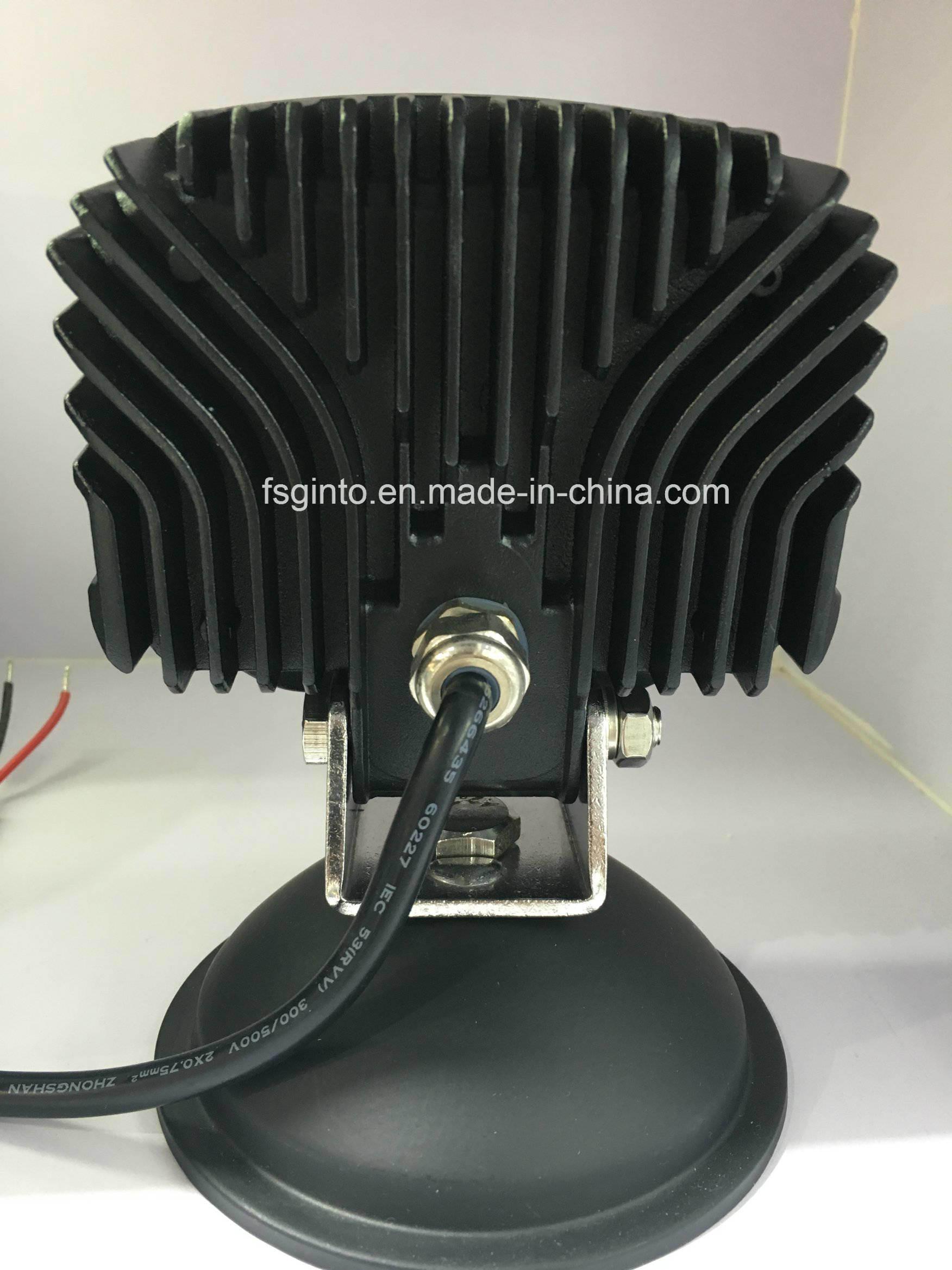 4.4inch 30W Osram LED Flood Working Light (GT2012-30W)