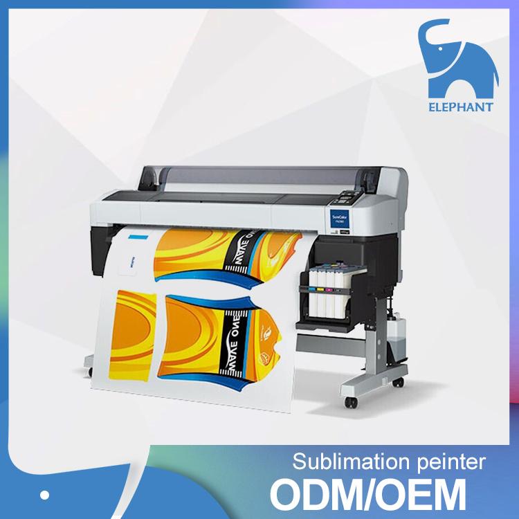 Large Format Dye Sublimation Printing Machine Textile Printer