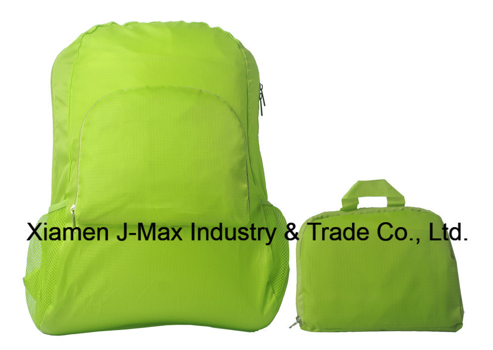 Water Resistant Lightweight Handy Foldable Backpack for Packable Hiking Daypack Camping Sports Cycling School Travel