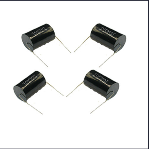 Axial Type Metallized Ployester Film Capacitor (CBB20 333K/630V) for Electrical Equipment