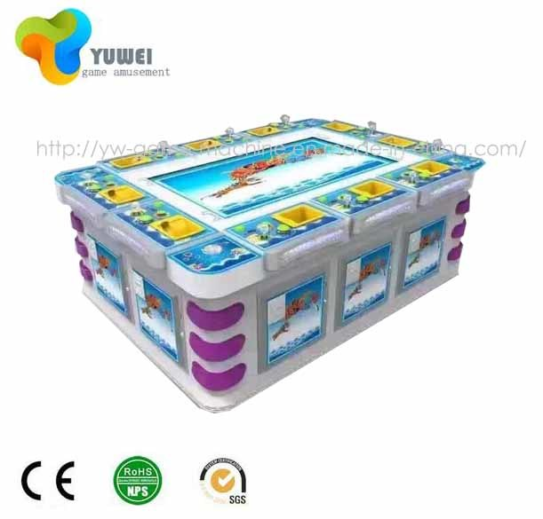 Midnight Club Adult Arcade 3D Fishing Skill Game Machine