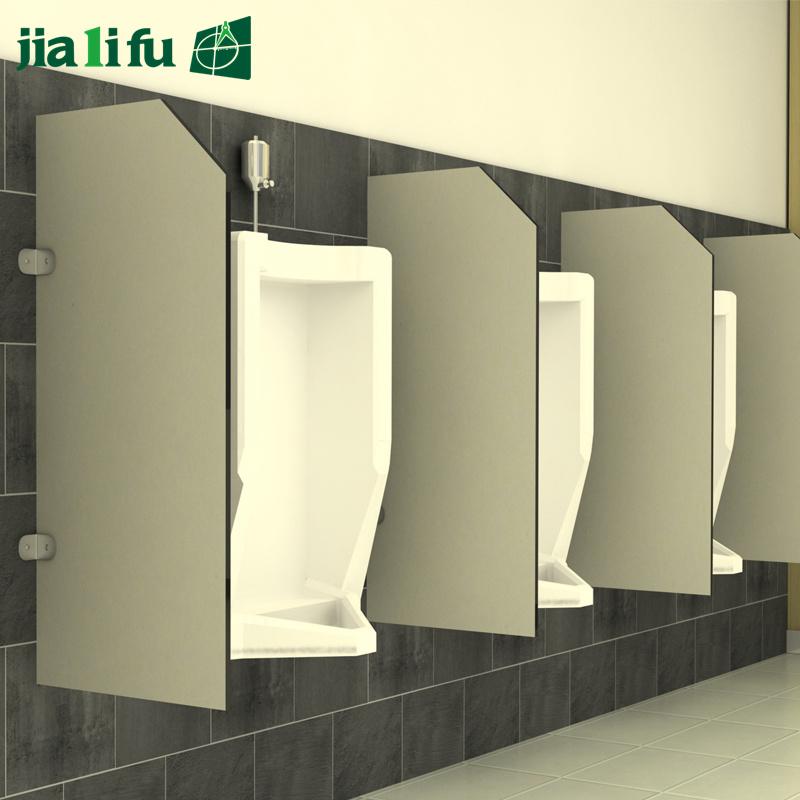 Jialifu Light Gray Urinal Partition