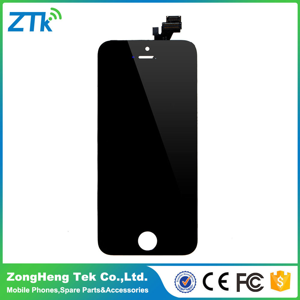 Wholesale Phone LCD Screen Assembly for iPhone 5 Display