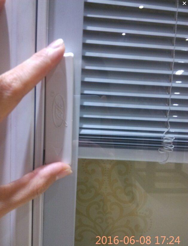 Aluminium Frame with Jalousie Windows