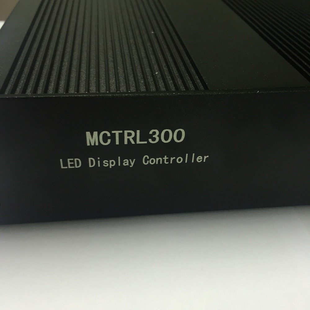Nova Mctrl300 RGB Video Sender Box Novastar Mctrl300 External Box Full Color Display LED Control System Synchronous Sending Card