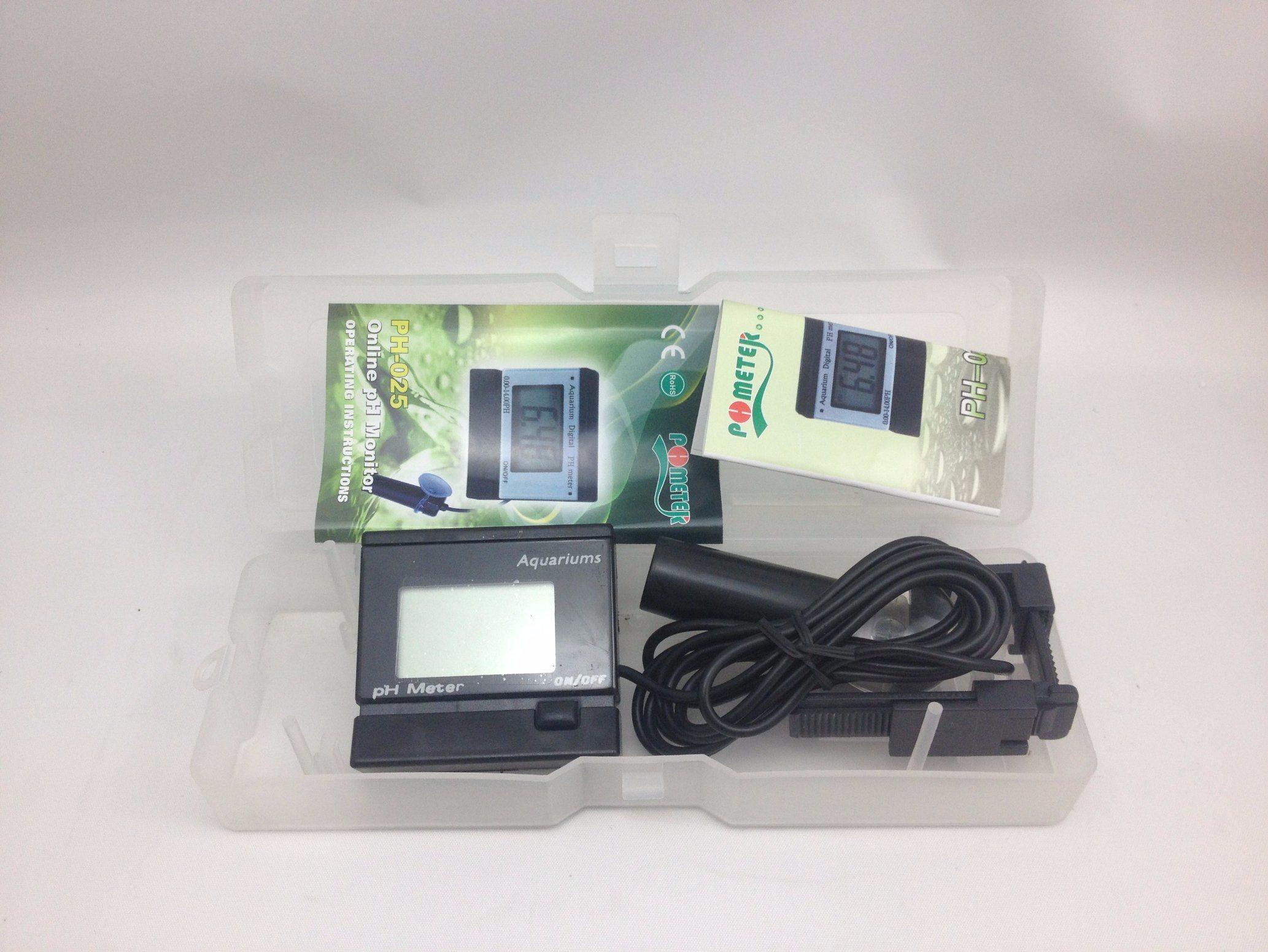 Mini Acidity Meter with Low Price High Precision pH Meter (pH-025)