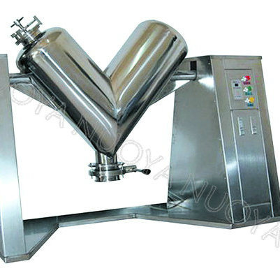 10-3000L V Mixer From Small Amount to Large