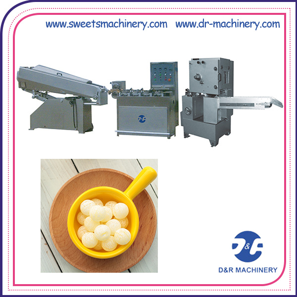 Fruit-Filling Clear Hard Candy Maker Hard Candy Production Line