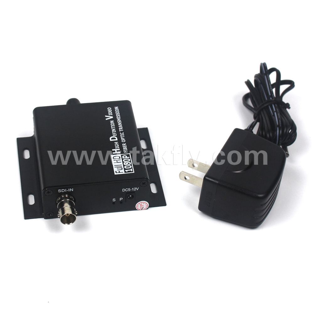 No Condensation Fiber Optic HD Sdi Video Converter