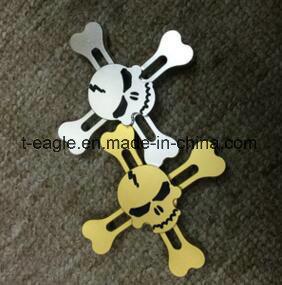 New Type Hot Sell Skeleton Hand Spinner Fidget Spinner