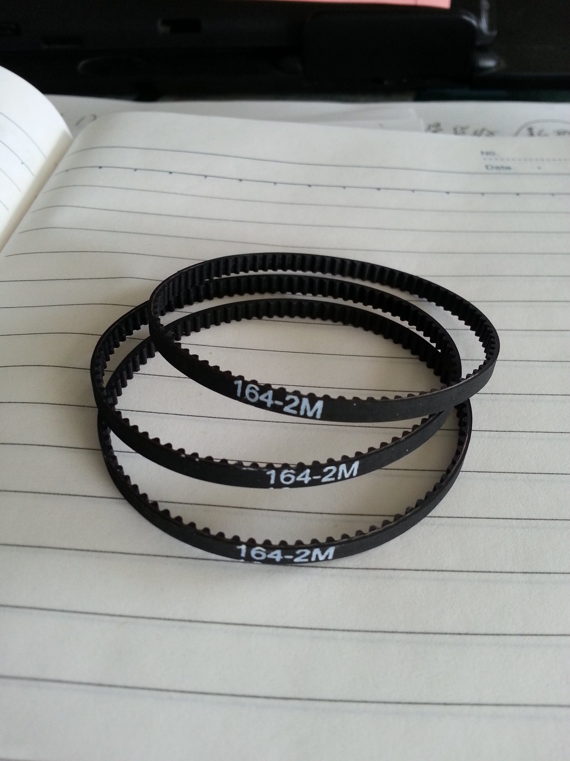 New Rubber Timing Belt Std2m, S3m, S5m, S8m, S14m