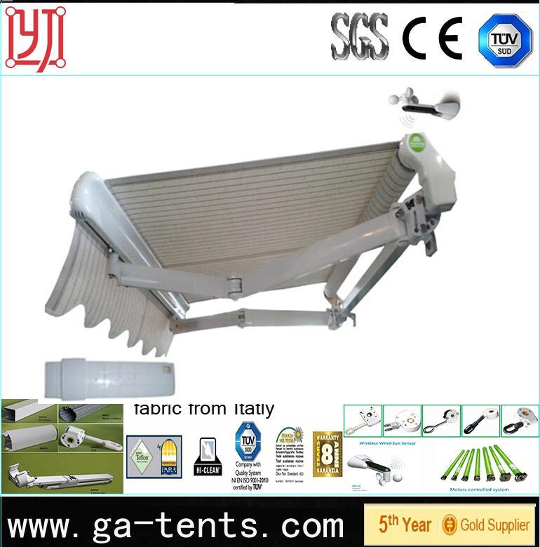 Retractable Folding Arm Awning/Awnings Prices/Awnings Spare Parts