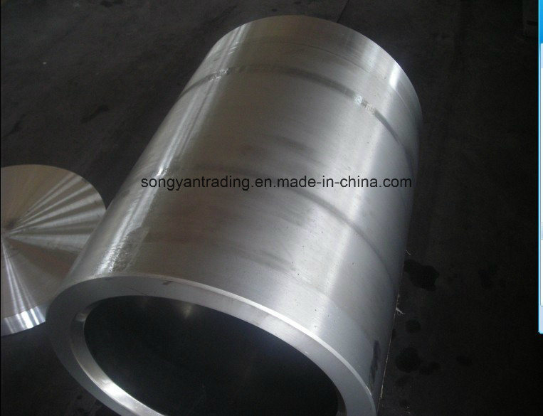 Open Die Forging Alloy Parts