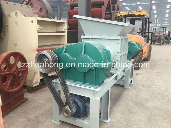 Double Shaft Shredder Machine,