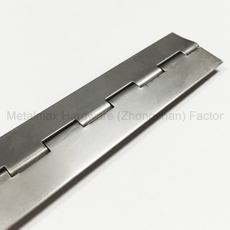 Stainless Steel 304 Customized Continuous Row Piano Hinge (pH001)