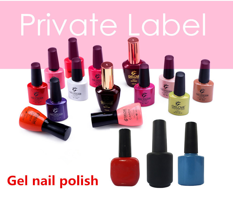 200+ Colors 30 Days Long Lasting Private Label Offered Ibn Brand Nail Polish UV Gel
