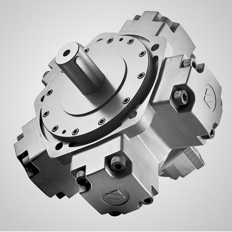 Radial Piston Hydraulic Motor : China hydraulic piston motor radial
